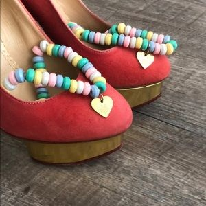 Charlotte Olympia shoes 👠 36,5